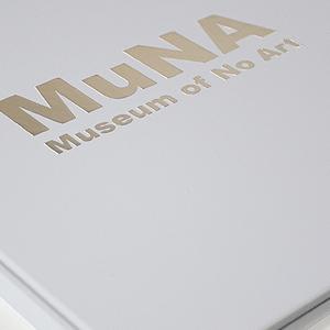 Museum of No Art -näyttelyjulkaisu